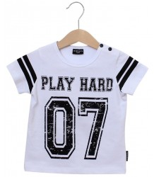 Lucky No.7 PLAY HARD Tee Lucky No.7 PLAY HARD Tee