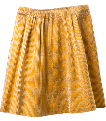 Bobo Choses Golden Pleated Skirt Bobo Choses Golden Pleated Skirt