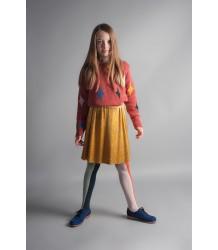 Bobo Choses Golden Pleated Skirt Bobo Choses Golden Pleated Skirt