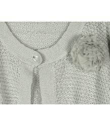 Short Knit Cardigan Patrizia Pepe Girls Short Knit Cardigan