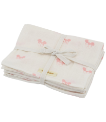 Soft Gallery Muslin MIKI (Pack of 3) Soft Gallery Muslin MIKI BIG pink
