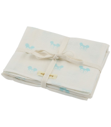Soft Gallery Muslin MIKI (Pack of 3) Soft Gallery Muslin MIKI (Pack of 3) soft blue