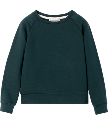 April Showers by Polder Albane JC Sweat April Showers by Polder Albane JC Sweat dark green