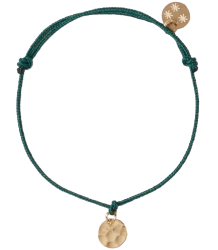 Polder Girl Kerstin Bracelet 5 April Showers by Polder Kerstin Bracelet 5 dark green
