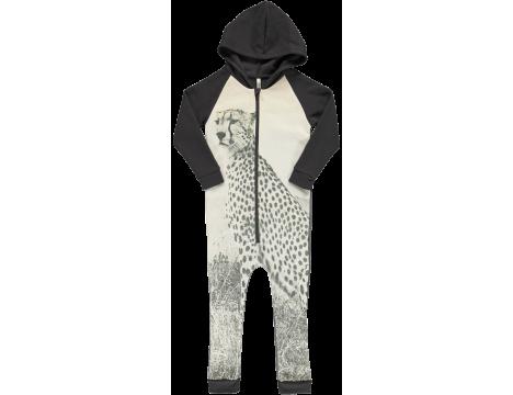Popupshop Hoodie Suit CHEETAH