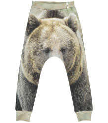 Popupshop Baggy Leggings BEAR Popupshop Baggy Leggings BEER