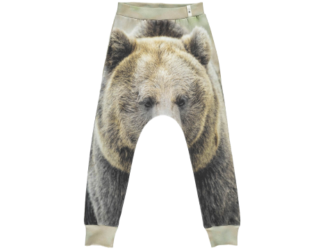 Popupshop Baggy Leggings BEER