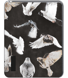 Popupshop iPad Cover BLACK BIRDS Popupshop iPad Cover BLACK BIRDS