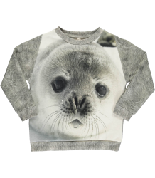 Popupshop Loose Sweat SEAL Popupshop Loose Sweat SEAL