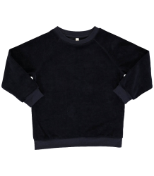 Popupshop Basic Sweat VELVET Popupshop Basic Sweat navy