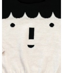 Tiny Cottons BIG FACE Sweatshirt Tiny Cottons BIG FACE Sweatshirt