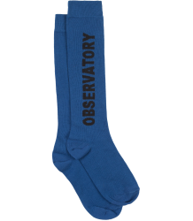 The Animals Observatory Worm Socks The Animals Observatory Worm Socks blue