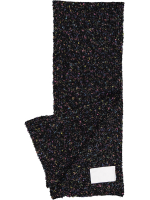 Caroline Bosmans Knitted Scarf #01 DISCO BLACK Caroline Bosmans Knitted Scarf #01 DISCO BLACK