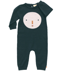 Tiny Cottons BIG FACE Onepiece Knit Tiny Cottons BIG FACE Onepiece Knit