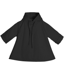 Baby Rain Cape Little Creative Factory Baby Rain Cape black