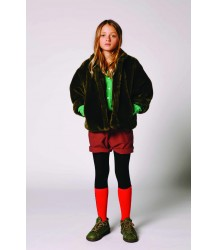 The Animals Observatory Shrew Kids Jacket The Animals Observatory Shrew Kids Jacket Military green