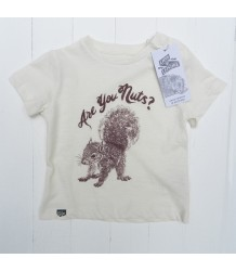 Lion of Leisure Baby T-shirt SQUIRREL Lion of Leisure Baby T-shirt SQUIRREL