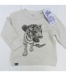 Lion of Leisure Baby Sweatshirt TIGER Lion of Leisure Baby Sweatshirt TIGER
