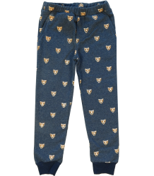 Simple Kids Jogger Pants PANTHER Simple Kids Jogger Pants PANTER ink blue