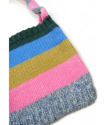 Wool Bag STRIPE Simple Kids Wool Bag STRIPE