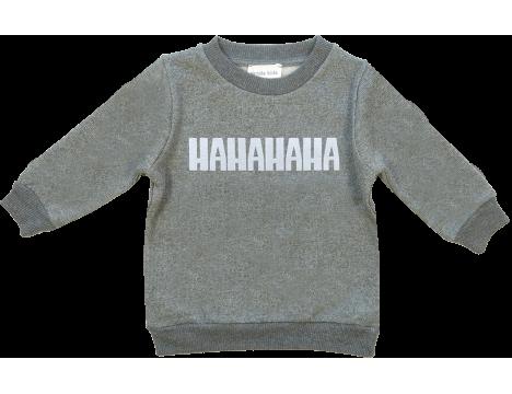 Simple Kids HAHAHA Sweatshirt