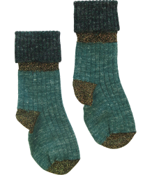 April Showers by Polder Anouk Socks April Showers by Polder Anouk Socks cedar