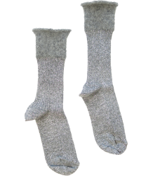 Polder Girl Atol Socks April Showers by Polder Atol Socks silver
