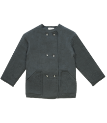 Polder Girl April CO Coat April Showers by Polder April CO Coat charcoal