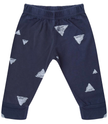 Little Indians TRIANGLE Leggings Little Indians TRIANGLE Leggings dark blue