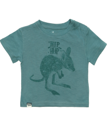 Lion of Leisure Baby T-shirt KANGAROO Lion of Leisure Baby T-shirt KANGAROO