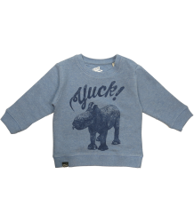 Lion of Leisure Baby Sweatshirt RHINO Lion of Leisure Baby Sweatshirt RHINO