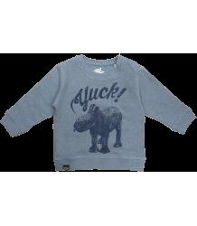 Lion of Leisure Baby Sweatshirt RHINO Lion of Leisure Baby Sweatshirt RHINO