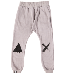Mini & Maximus Drop Crotch Pants SMILE Mini & Maximus Drop Crotch Pants SMILE