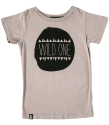 Mini & Maximus WILD ONE Crew Tee SS Mini & Maximus WILDER Crew Tee SS