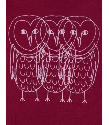 Mini & Maximus OWL FRIENDS Crew Tee SS Mini & Maximus OWL FRIENDS Crew Tee SS