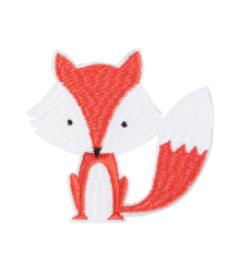 bij Kiki Iron-on Patch FOX bij Kiki Iron-on Patch FOX