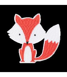 bij Kiki Iron-on Patch FOX bij Kiki Iron-on Patch FOX