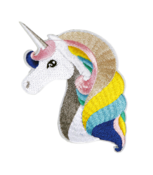 bij Kiki Iron-on Patch UNICORN bij Kiki Iron-on Patch UNICORN