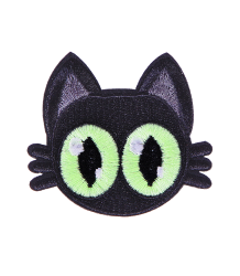 bij Kiki Iron-on Patch CAT
