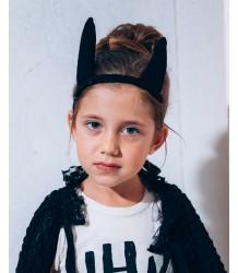 Noé & Zoë Bunny Ears Noe & Zoe Bunny Ears BLACK