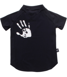 Nununu Rash Guard HAND PRINT Nununu Short Sleeve Rash Guard HAND