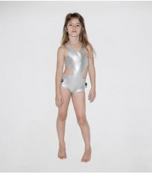 Nununu CUT OUT Swimsuit Nununu CUT OUT Swimsuit silver