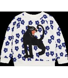 Mini Rodini BLOSSOM Sweatshirt PANTHER Mini Rodini BLOSSOM Sweatshirt PANTHER