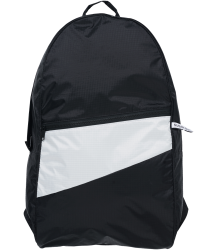 Susan Bijl Foldable Backpack LIMITED EDITION Susan Bijl Foldable Backpack LIMITED EDITION black & white