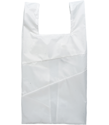 Susan Bijl The New Shoppingbag LIMITED EDITION Susan Bijl The New Shopping Bag LIMITED EDITION white