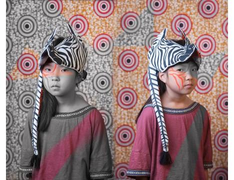 Animalesque Zebra
