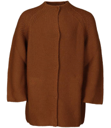 Little Remix Vato Purl Little Remix Vato Purl cardigan caramel