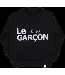 Atsuyo et Akiko Fleece Raglan Pullover LE GARCON Atsuyo et Akiko Fleece Raglan Pullover LE GARCON