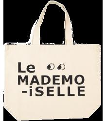 Atsuyo et Akiko Grand Canvas Bag LE MADEMOISELLE Atsuyo et Akiko Grand Canvas Bag LE MADEMOISELLE
