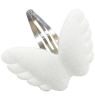 Atsuyo et Akiko Tulli Hair Pin WINGS Atsuyo et Akiko Tulli Hair Pin WINGS white